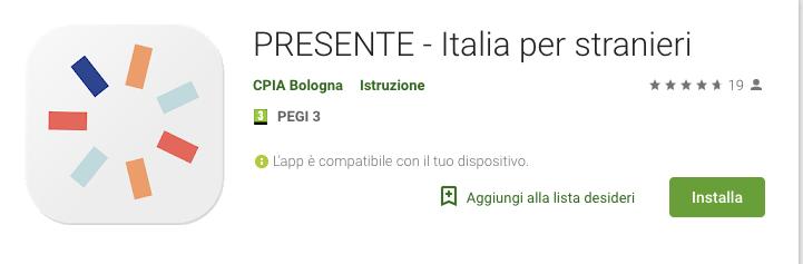 Test di italiano